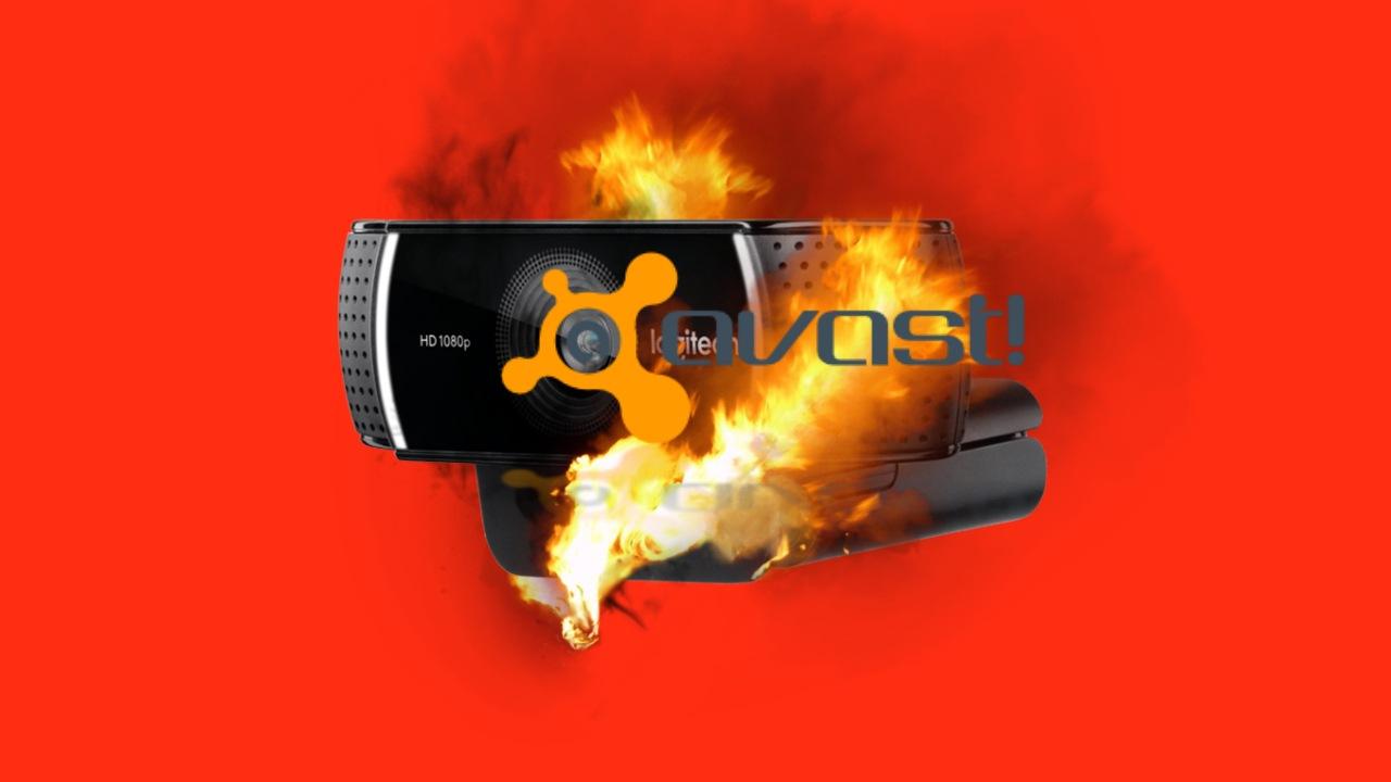 avast blocking webcams