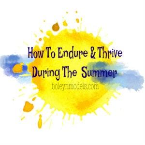 summer tips for cammodels