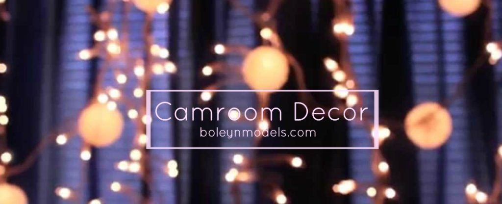 camroom decor
