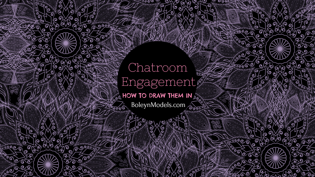 chatroom engagement