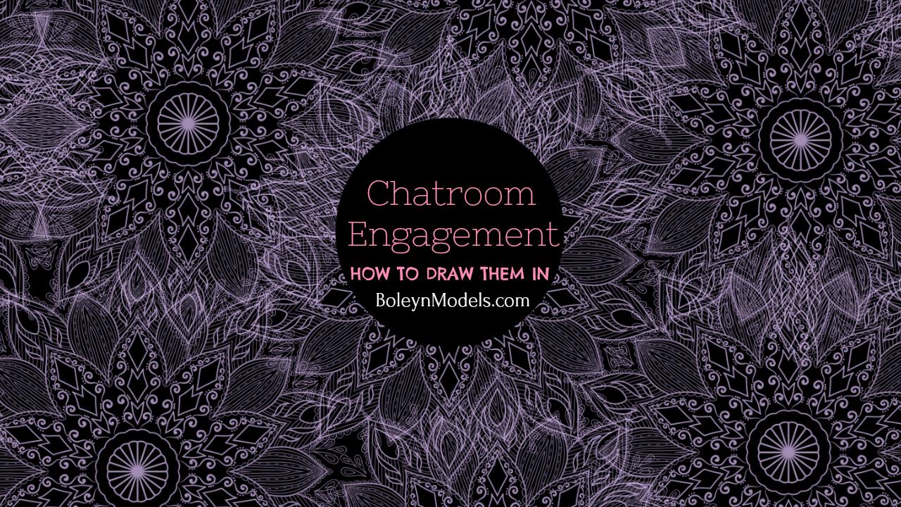 chatroom engagement
