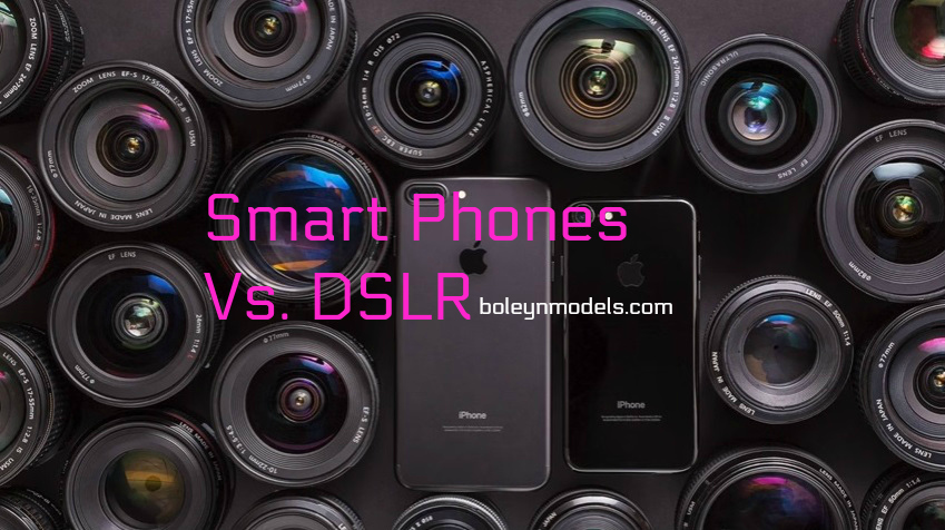 smartphones vs dslr cameras