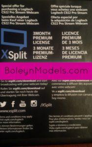 xsplit three month license