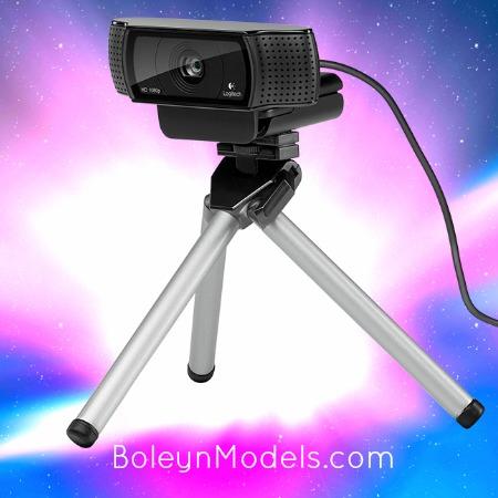 logitech c920 webcam software
