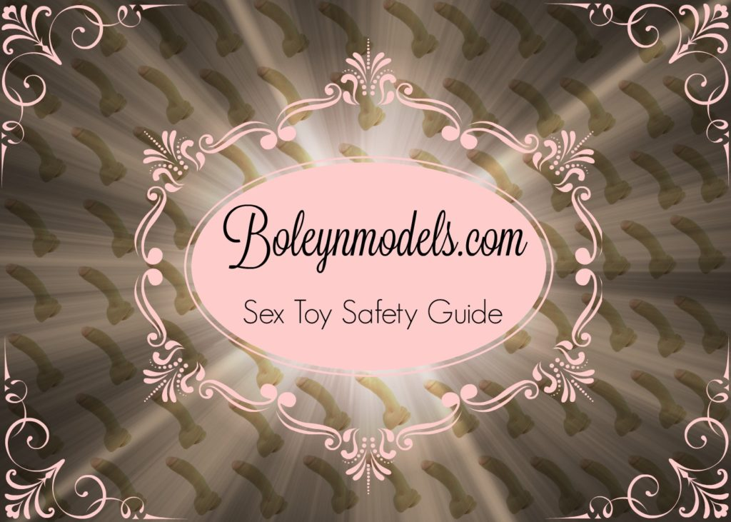 sex toy safety