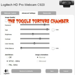 logitech webcam review
