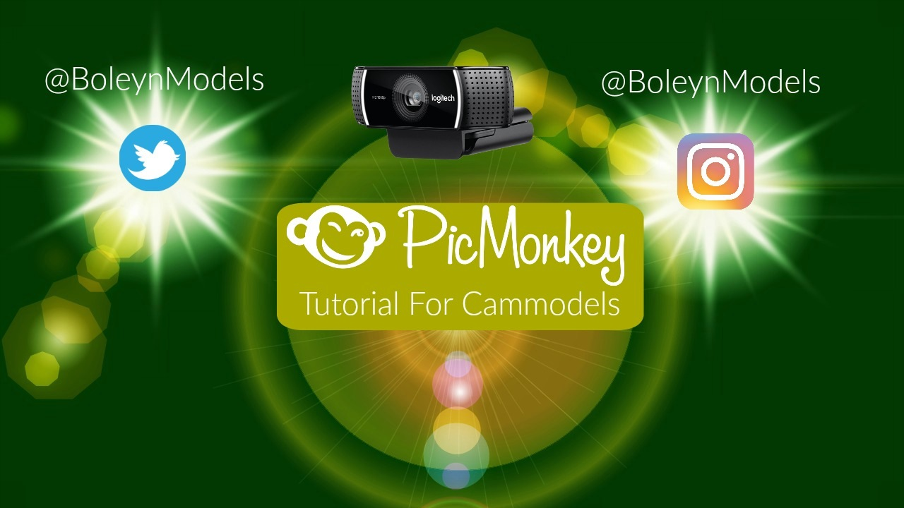 picmonkey tutorial cammodels