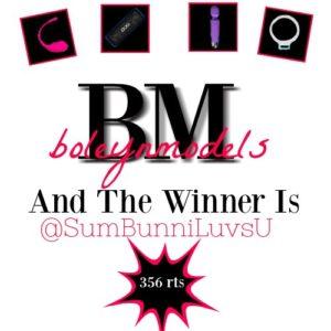 boleynmodels twitter contest