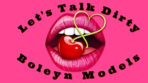 lets talk dirty
