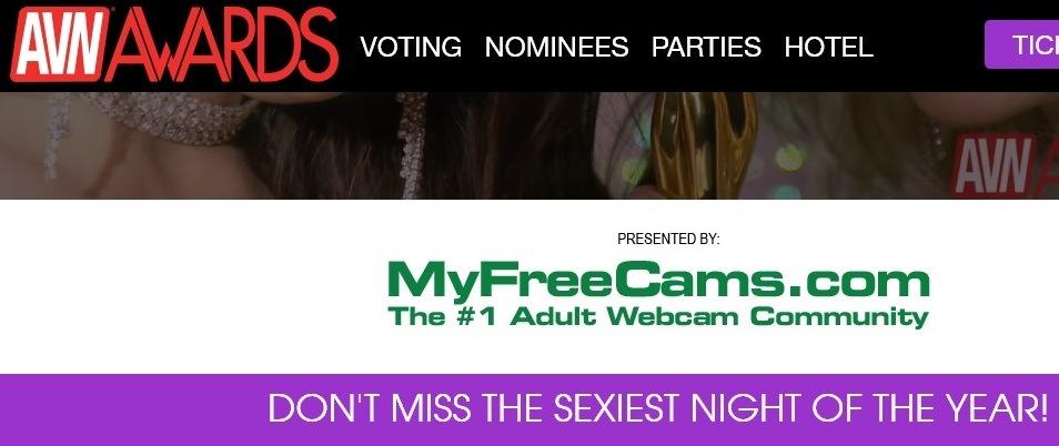 myfreecams avn awards