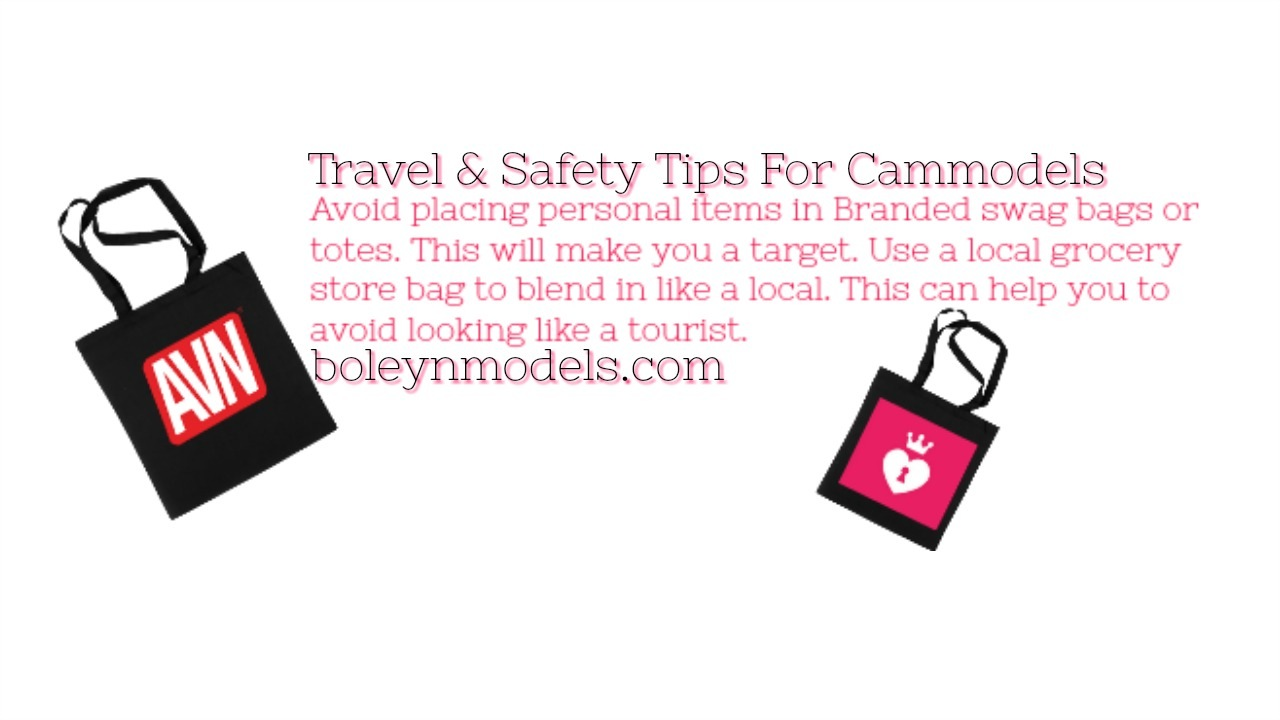 travel safety tips cammodels