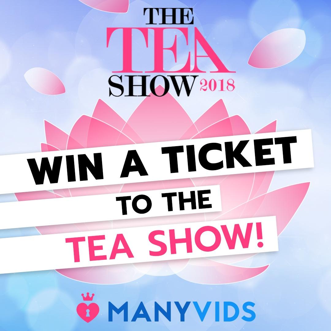 the tea show manyvids