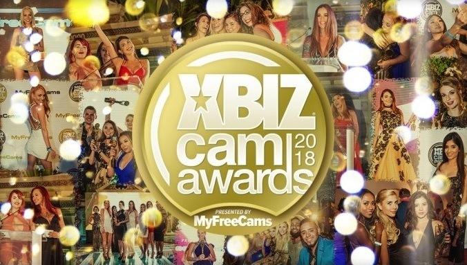 xbiz cam awards 2018