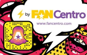 sell snapchat with fancentro