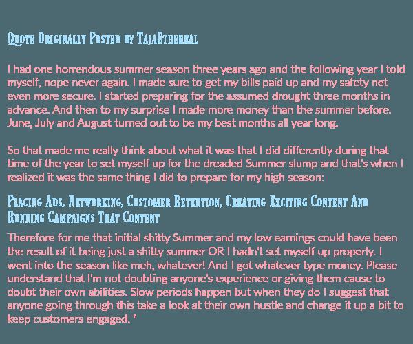 summer hustle tips cammodels