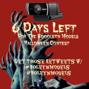 boleynmodels halloween contest