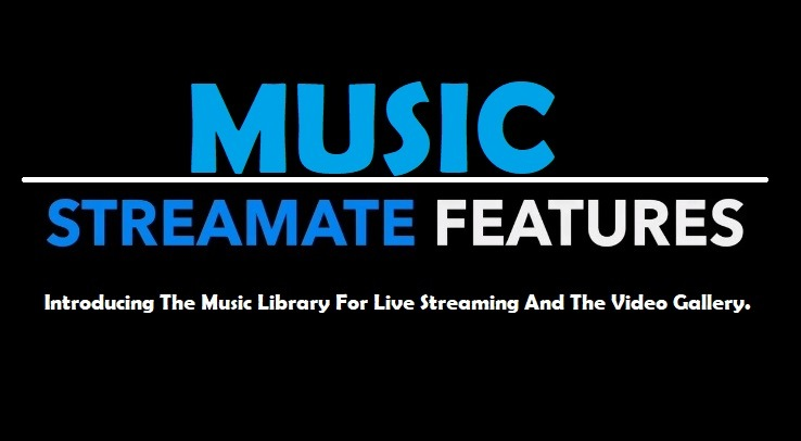 streamate music library