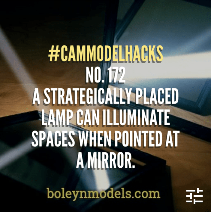 cammodel hacks and accessories
