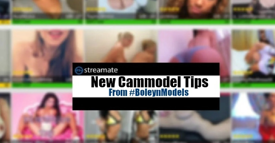 streamate new camgirl tips