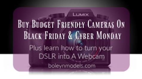 buy cameras on black friday cyber monday