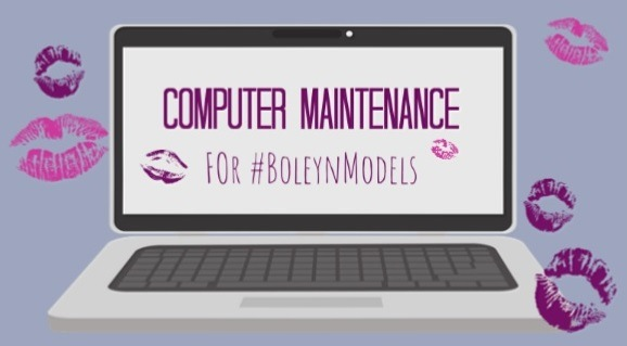 computer maintenance cammodels