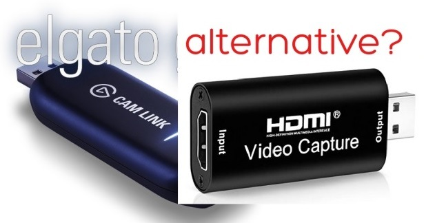elgato camlink alternative