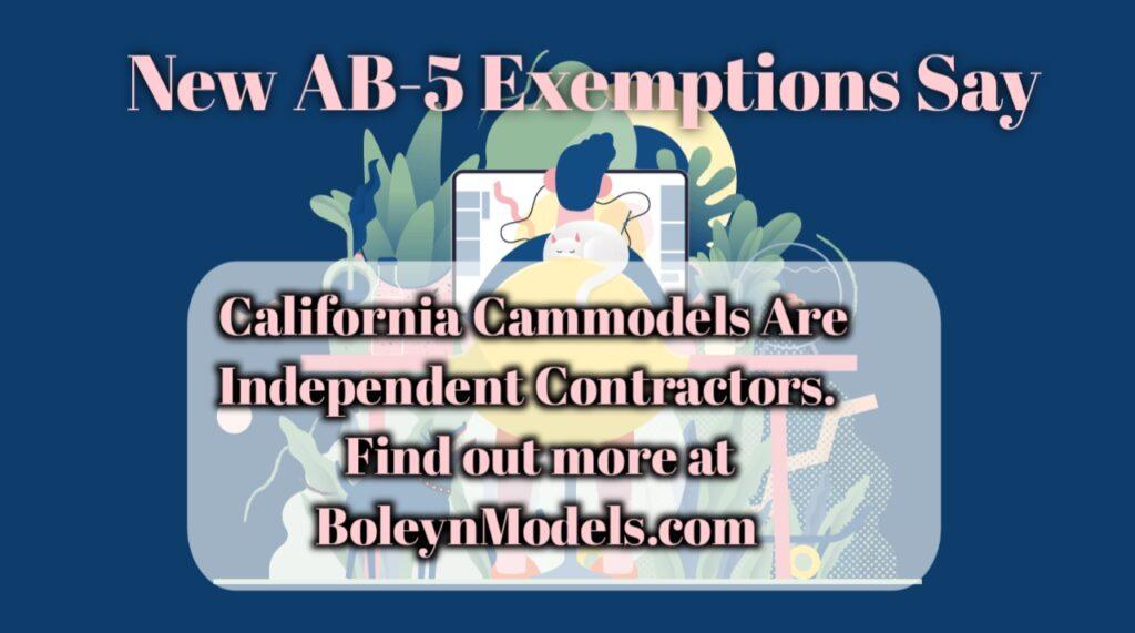 ab5 california cammodels boleyn modeks