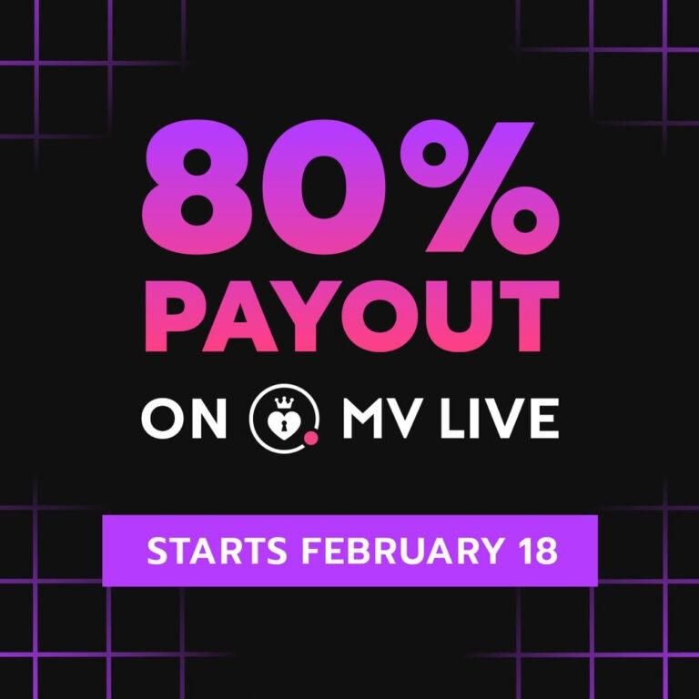 80% payout manyvids
