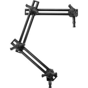 impact 3 section double articulated arm