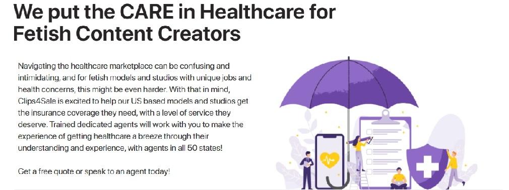 clips4sale health portal